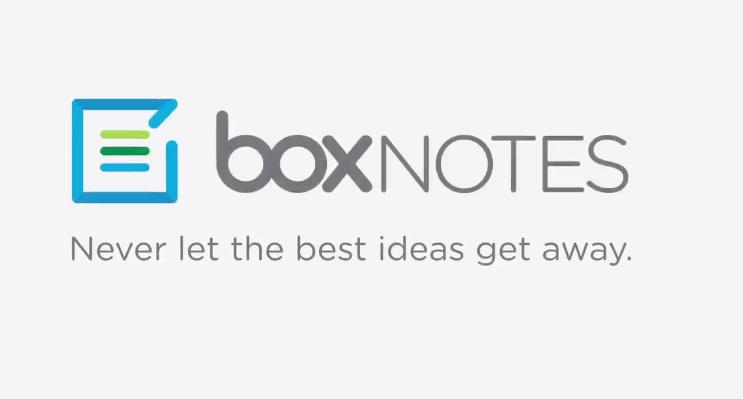 Télécharger Box Notes pour PC