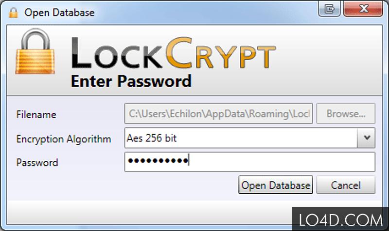 Télécharger LockCrypt pour pc