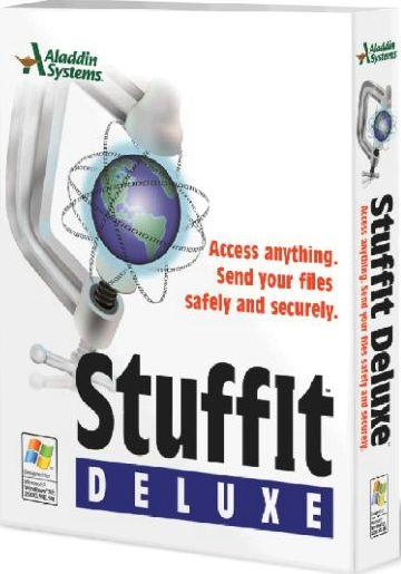 Télécharger StuffIt Deluxe