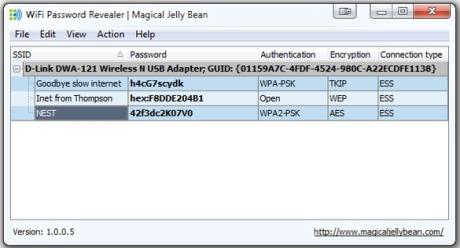 Télécharger Wi-Fi Password Revealer