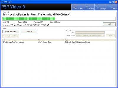 Télécharger PSP Vidéo 9