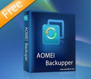 Télécharger AOMEI Backupper