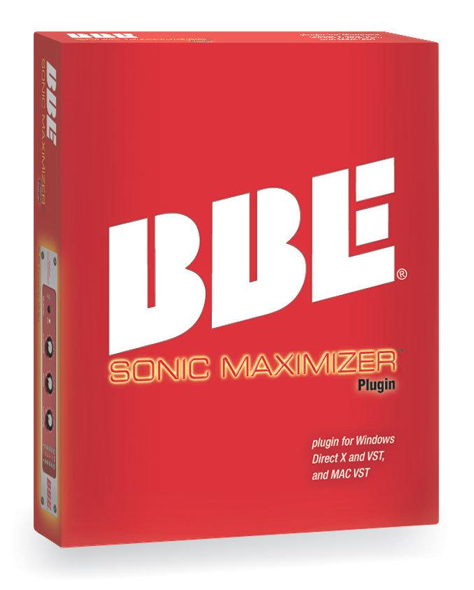 Télécharger BBE Sonic Maximizer