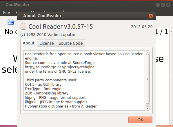 Télécharger Cool Reader