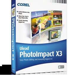 Télécharger Corel PhotoImpact