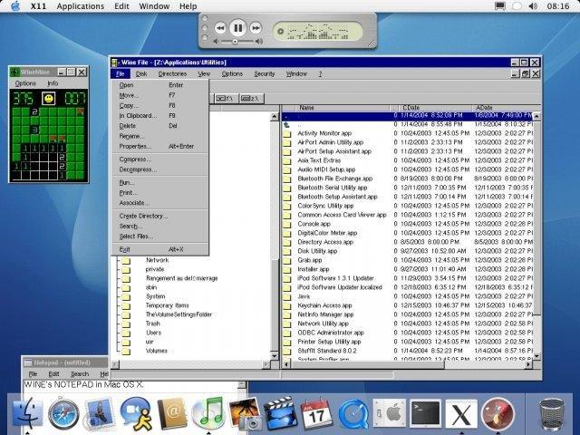 Télécharger Darwine pour Mac