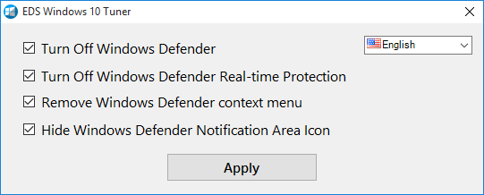 Télécharger EDS Windows 10 Tuner