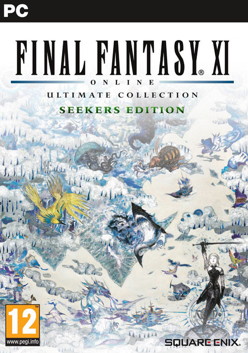 Télécharger Final Fantasy XI Ultimate Collection Seekers Edition