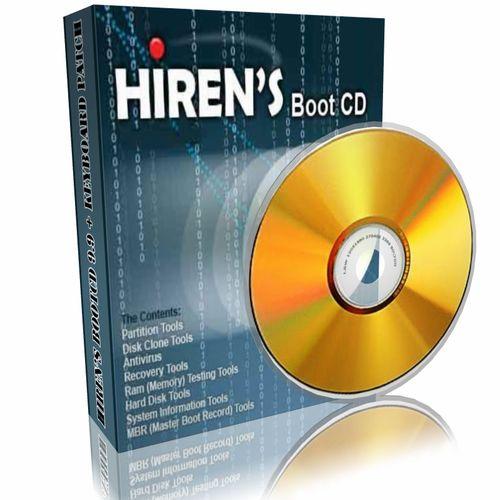 Télécharger Hiren's BootCD