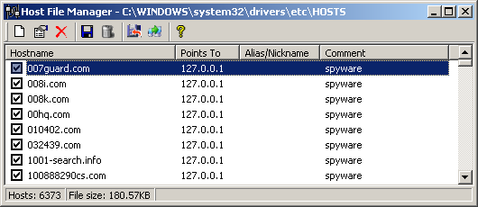 Télécharger Hosts File Manager
