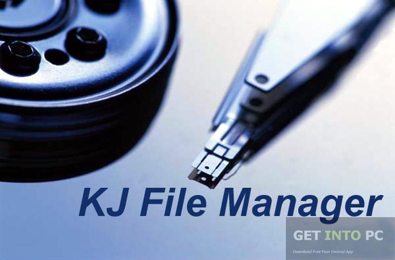 Télécharger KJ File Manager