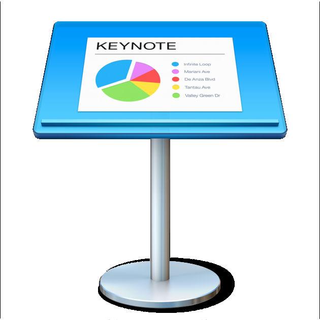 Télécharger Keynote pour Mac