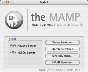Télécharger MAMP pour Mac