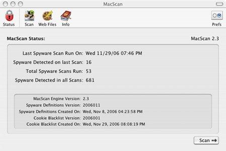 Télécharger MacScan pour Mac