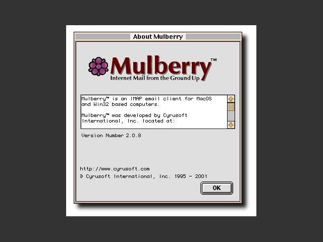 Télécharger Mulberry