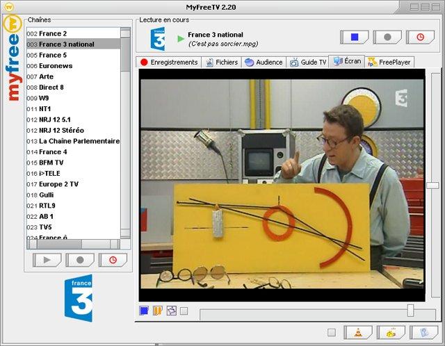 Télécharger MyFreeTV pour Mac