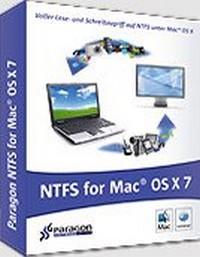 Télécharger Paragon NTFS pour Mac
