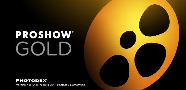 Télécharger ProShow Gold