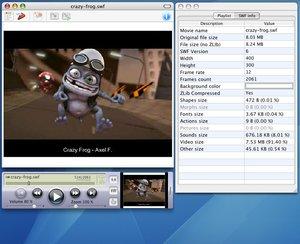 Télécharger SWF & FLV Player pour Mac