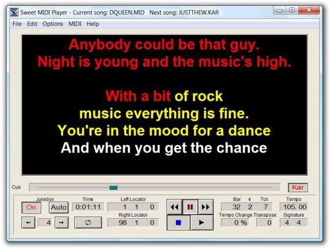 Télécharger Sweet MIDI Player pour Mac
