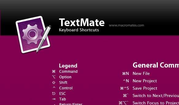 Télécharger TextMate