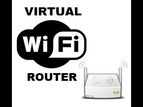 Télécharger Virtual WiFi Router
