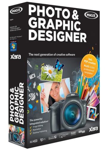 Télécharger Xara Photo & Graphic Designer