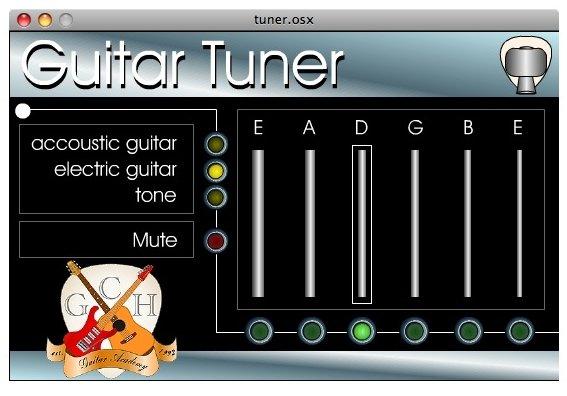 Télécharger Free Guitar Tuner pour Mac