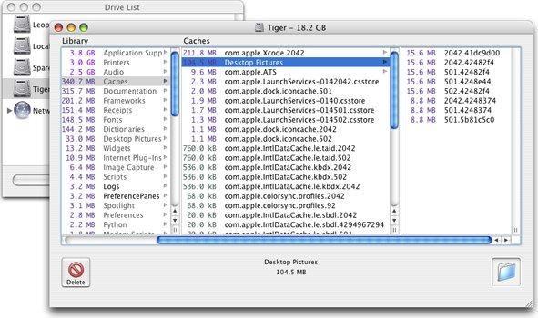 Télécharger OmniDiskSweeper pour Mac