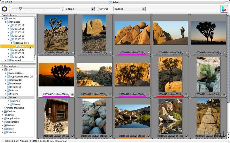 Télécharger Photo Mechanic pour Mac