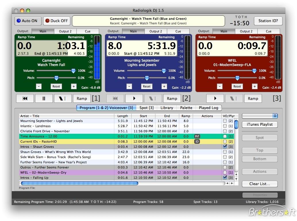Télécharger Radiologik DJ pour Mac