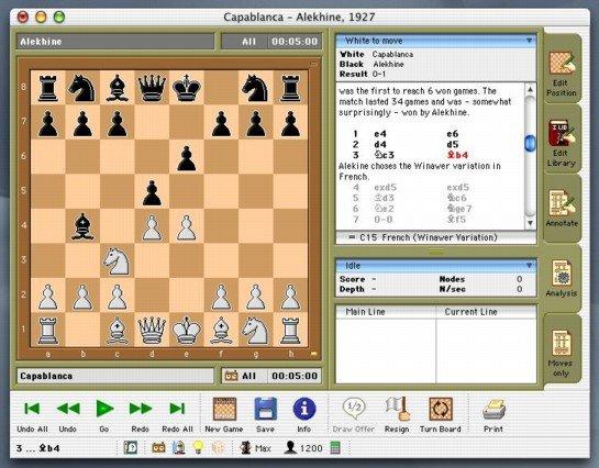 Télécharger Sigma Chess HIARCS pour Mac