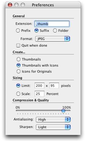Télécharger ThumbsUp pour Mac