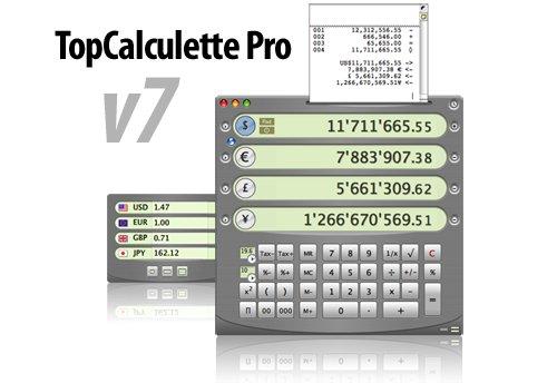 Télécharger TopCalculette Pro pour Mac
