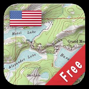 Télécharger US Topo Maps Free pour PC