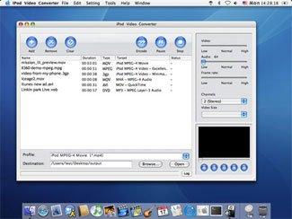 Télécharger iPod Video Converter pour Mac