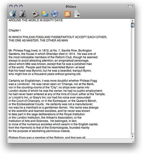 Télécharger iSpeak It pour Mac